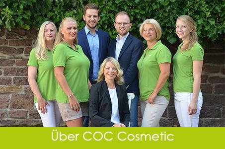 Das Team COC Cosmetic