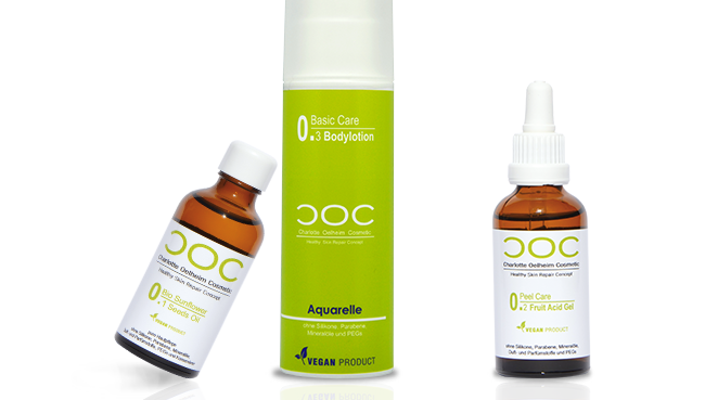 3 COC Produkte